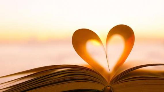 Love in a book